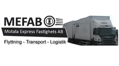 Mefab –  Flyttning – Transport – Logistik